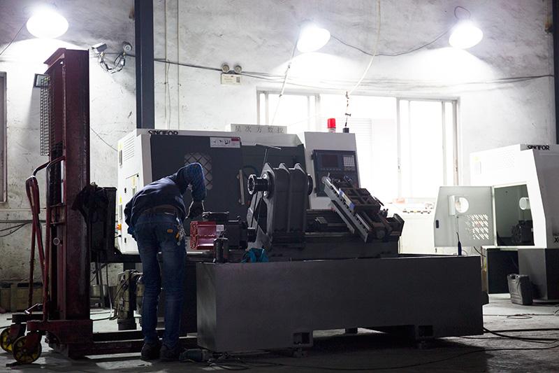 盛亿数控-车床生产设备